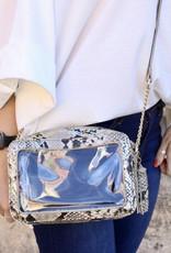 Rylee Clear Bag Snake