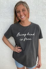 Being Kind Is Free Graphic