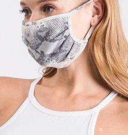 Face Mask Snake Skin