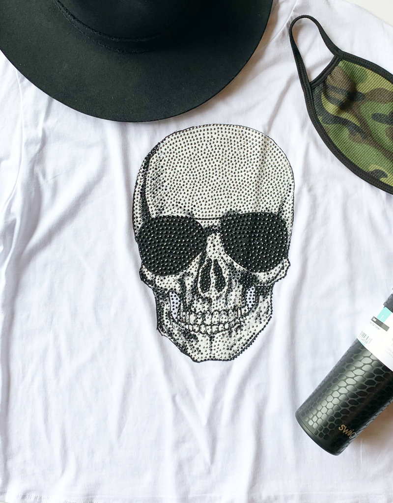 Skull Graphic Tee