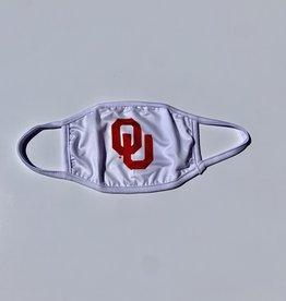 White OU Mask