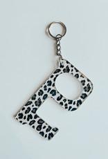 Hands Free Keychain Leopard