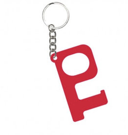 Hands Free Keychain Red