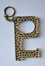 Hands Free Keychain Cheetah