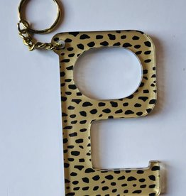 Hands Free Keychain Cheetah