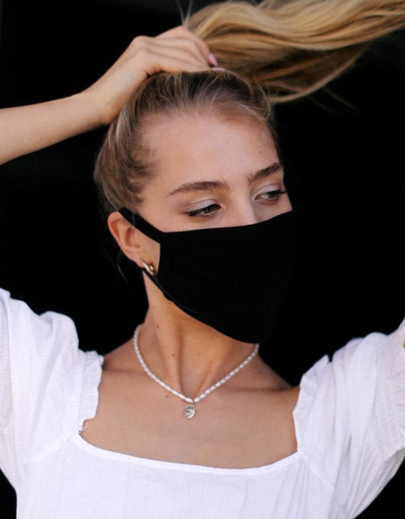 Solid Black Mask