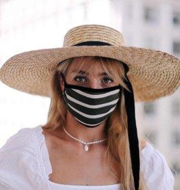 Stripe Mask