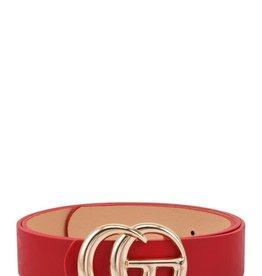 G Belt Red