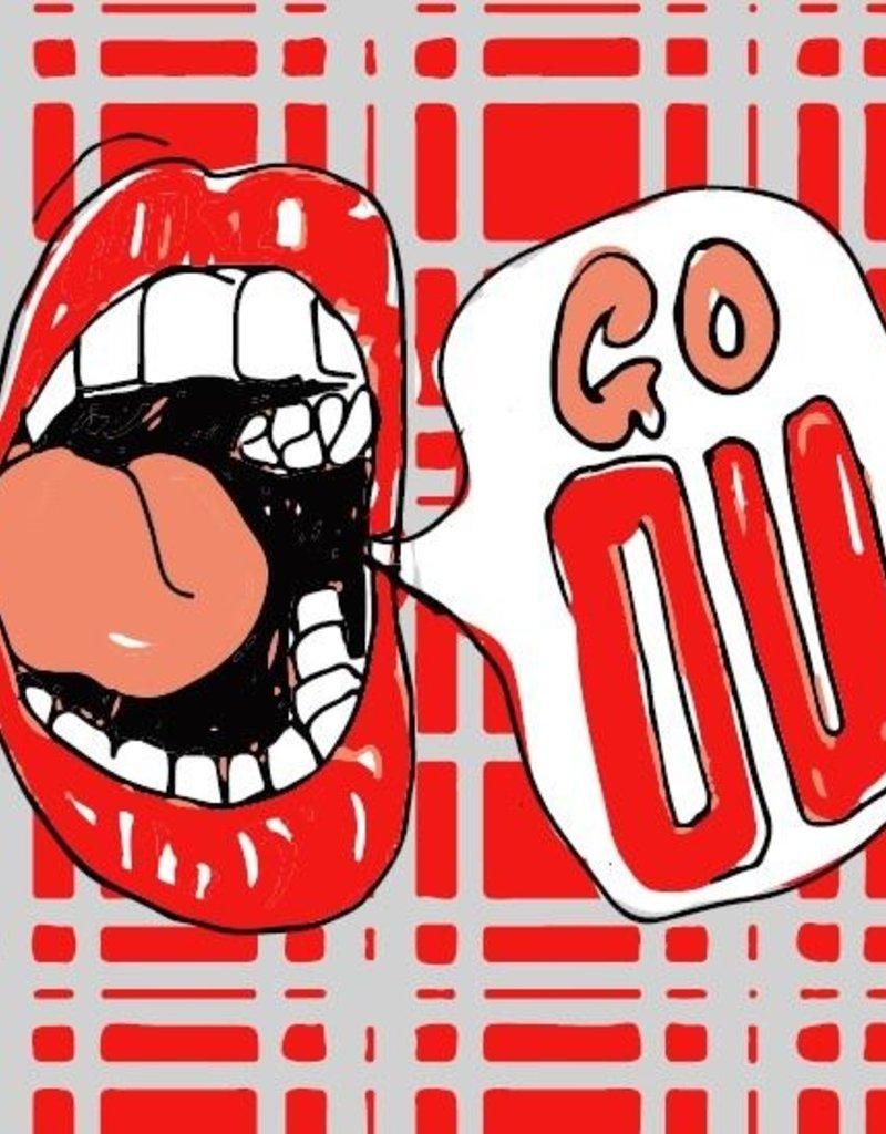 Go OU Mask