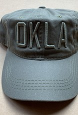 Olive OKLA Hat
