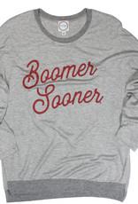 Boomer Sooner Gray Side Split