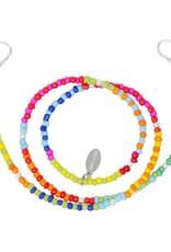 Kids Mask Chain-Rainbow