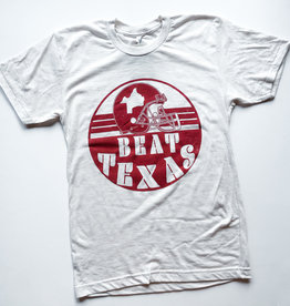 Beat Texas Helmet Tee