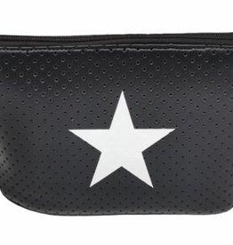 Neoprene Star Makeup Bag