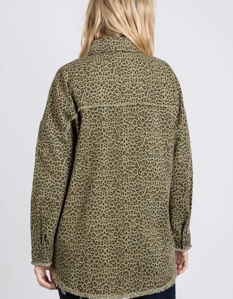The World Is Jungle Jacket