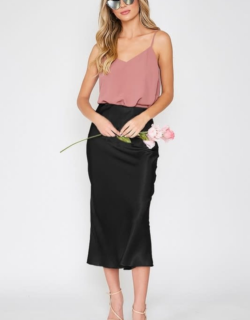 Smooth Talker Skirt