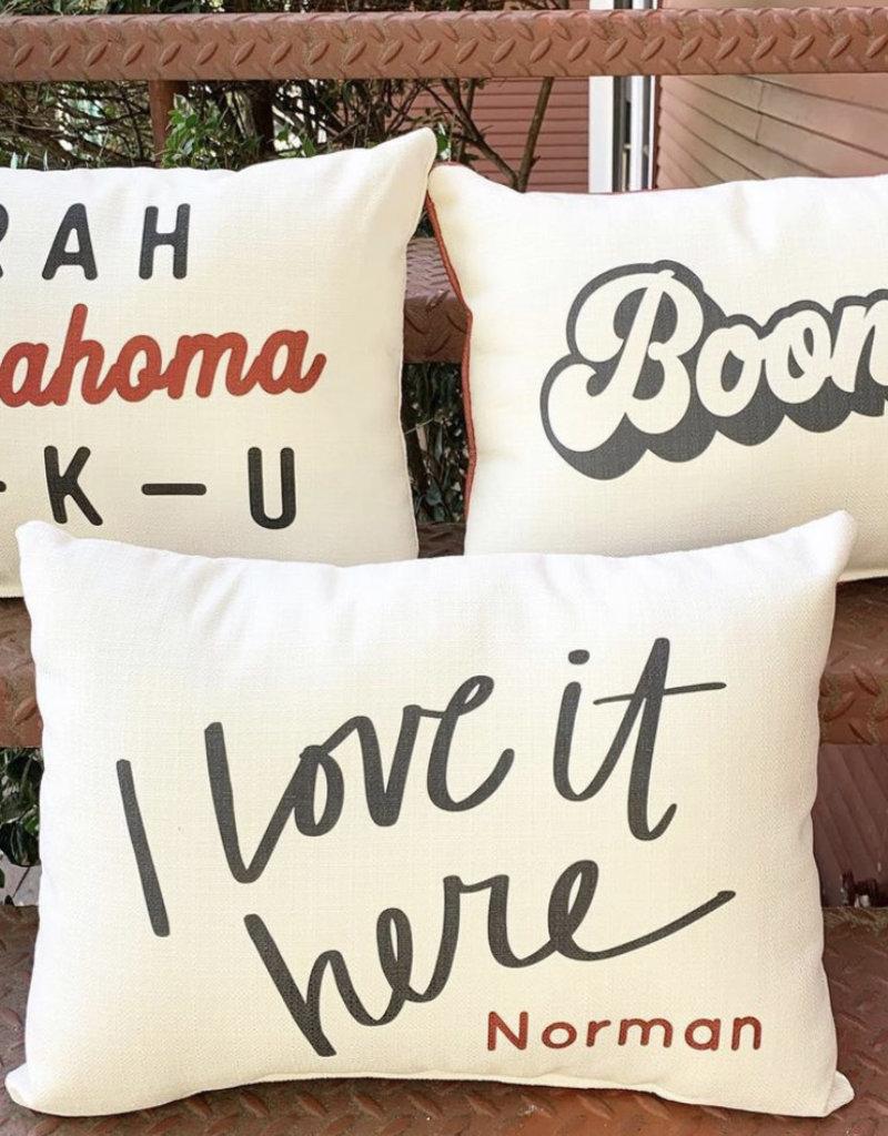 Boomer Forever Pillow