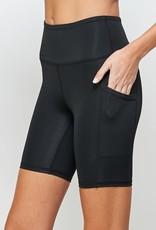 Lets Ride Biker Shorts