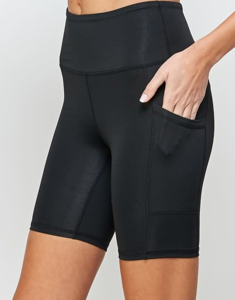 Lets Ride Biker Shorts