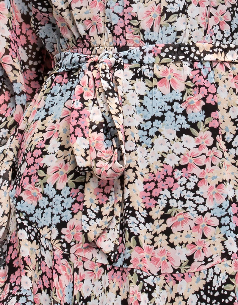 Floral and Free Dress