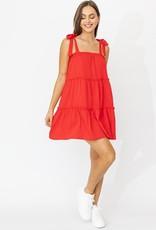 Le Le Red Dress