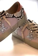 Star Lilac Snakeskin Sneaker