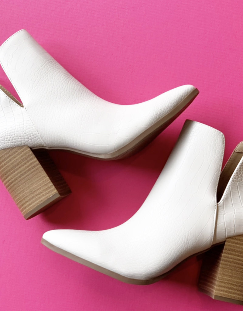 Off White Bootie