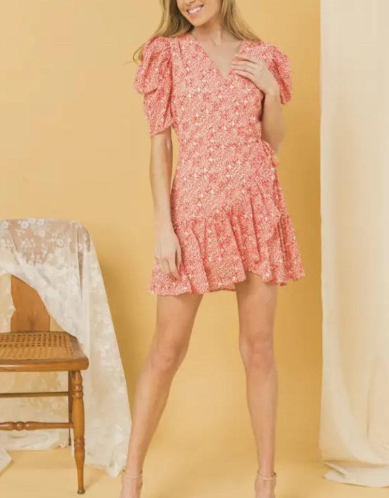 Rosey Day Dress