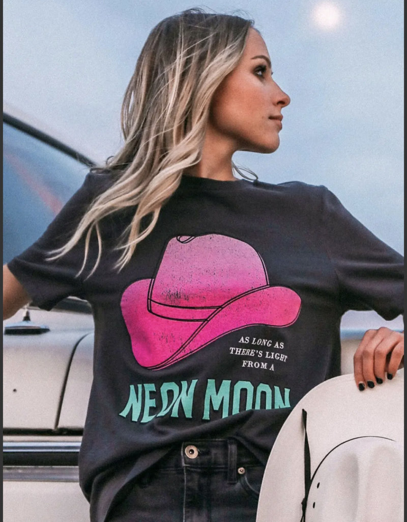 Neon Moon Tee