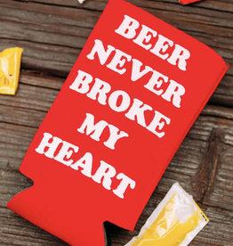 Beer Never Koozie