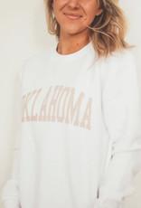 Oklahoma Neutral Feels Sweatshirt
