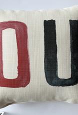 Poster OU Pillow