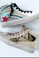 Star Hightop Sneaker