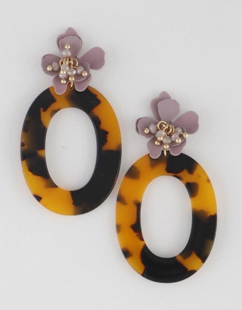 Lil Flower Earring