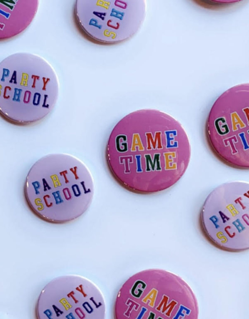 Party School Button