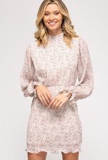 Flirty Fun Longsleeve Dress