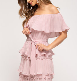 Paris Dreams Pink Dress