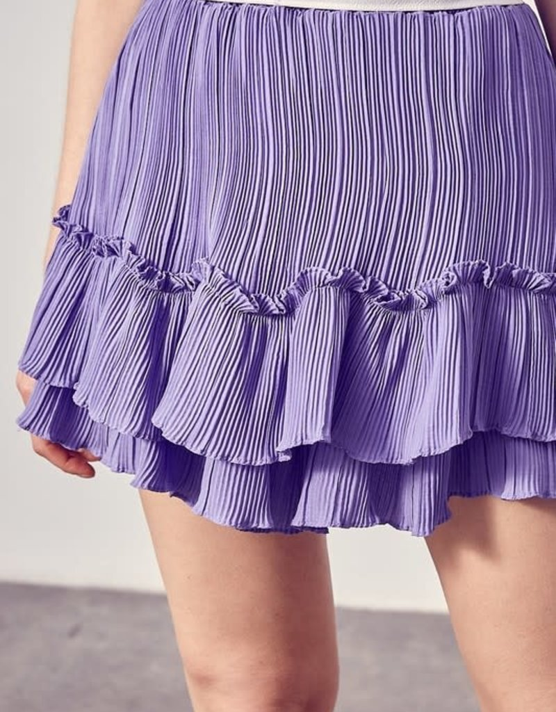 Live Without Me Skirt