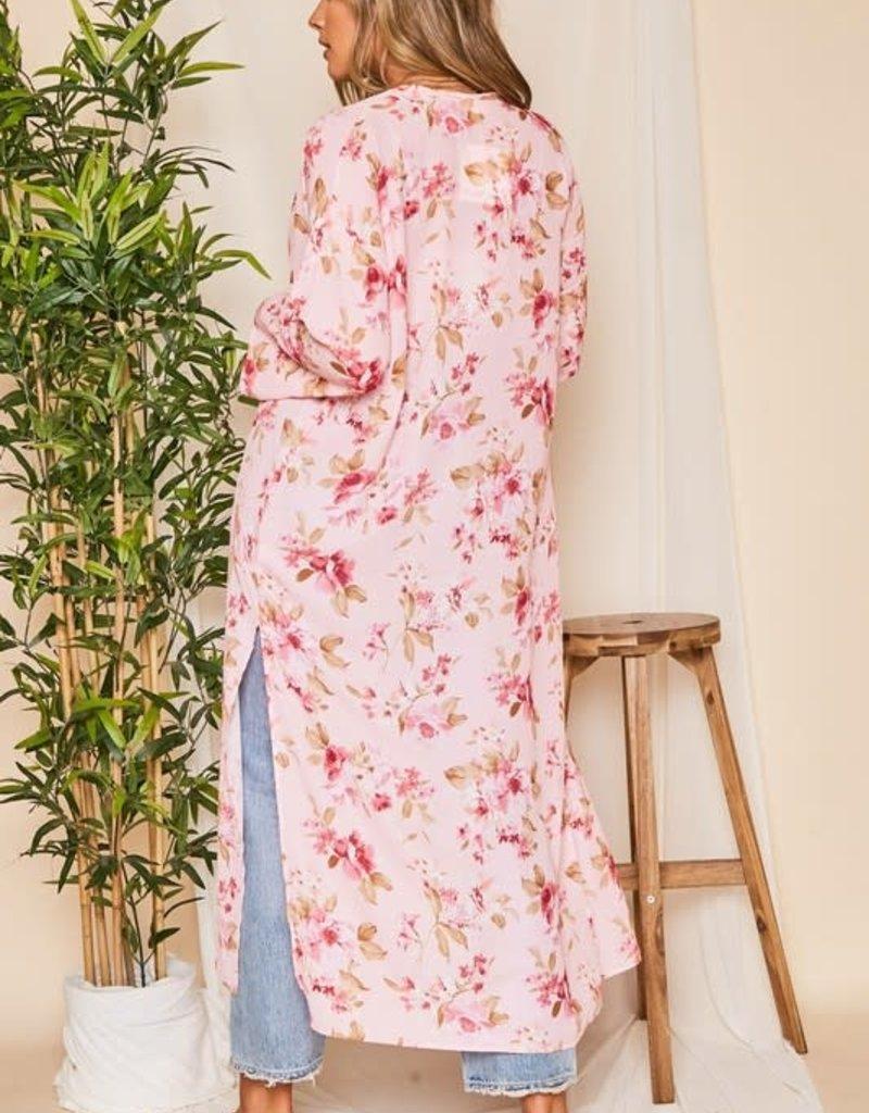 Thinking Out Loud Kimono