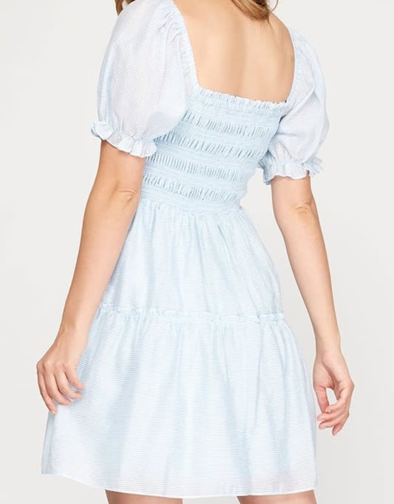 Nothing Simple Dress