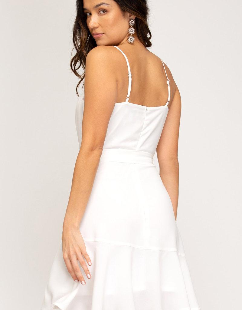 Too Late Dress