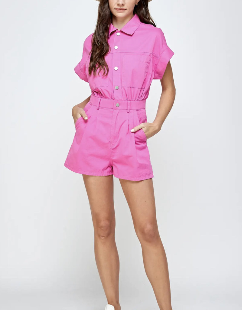 Without You Romper