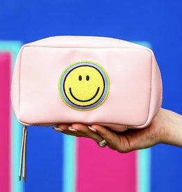 Smiley Cosmetic Bag