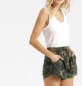 Lala Camo Shorts