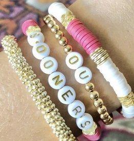Gold OU Bracelet