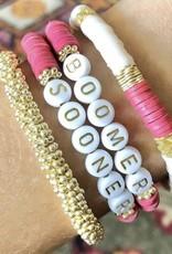 Red Boomer Bracelet