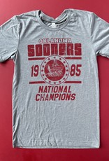 Vintage National Champs Tee