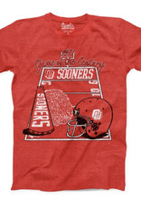 Game Of The Century Red Tee