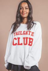 Tailgate Club Corded Sweatshirt