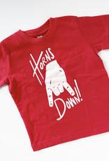 Horns Down Hand Kids